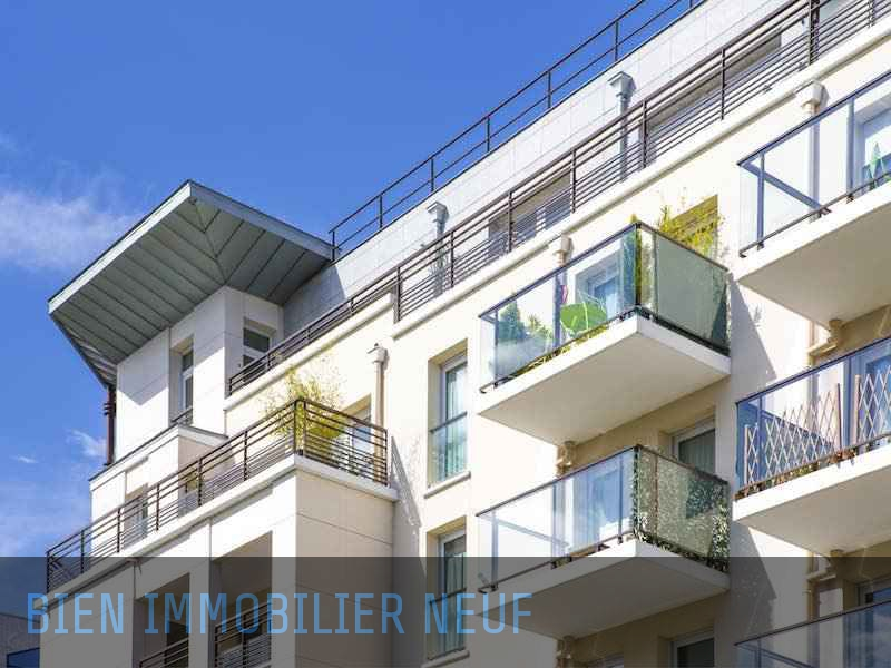 Bien immobilier neuf